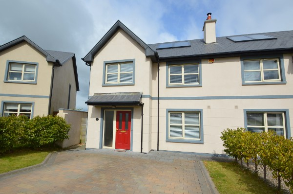 A jacuzzi and a sunroom - good going for a first time buyer's home in Ladysbridge