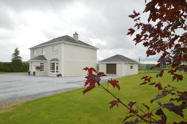 A fine solid house with an acre to spare in Killeagh