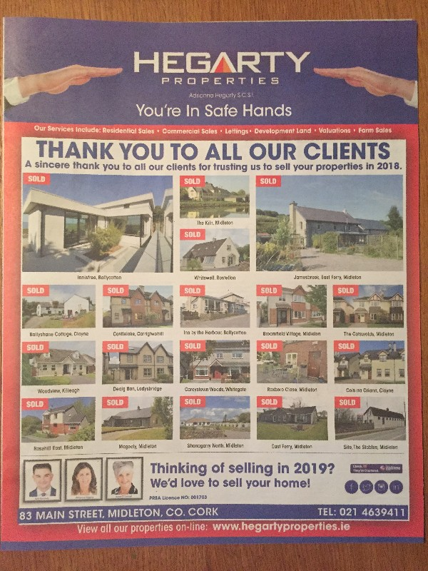 Thank you to all our clients