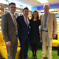 Cork property professionals event in Republic of Work
