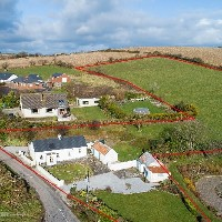A Hobby Farm or a Hobby Horse? Plenty room for both at this lovely East Cork cottage