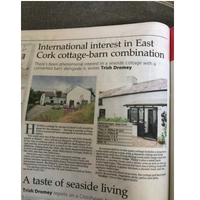 International interest in East Cork cottage-barn combination