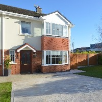 Immaculate three-bed in Cork's Little Island for €285,000