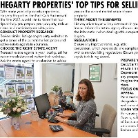 Hegarty Properties' top tips featured in Business Cork magazine