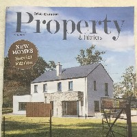 Contemporary rural classic in Cork offers scope to potential buyers