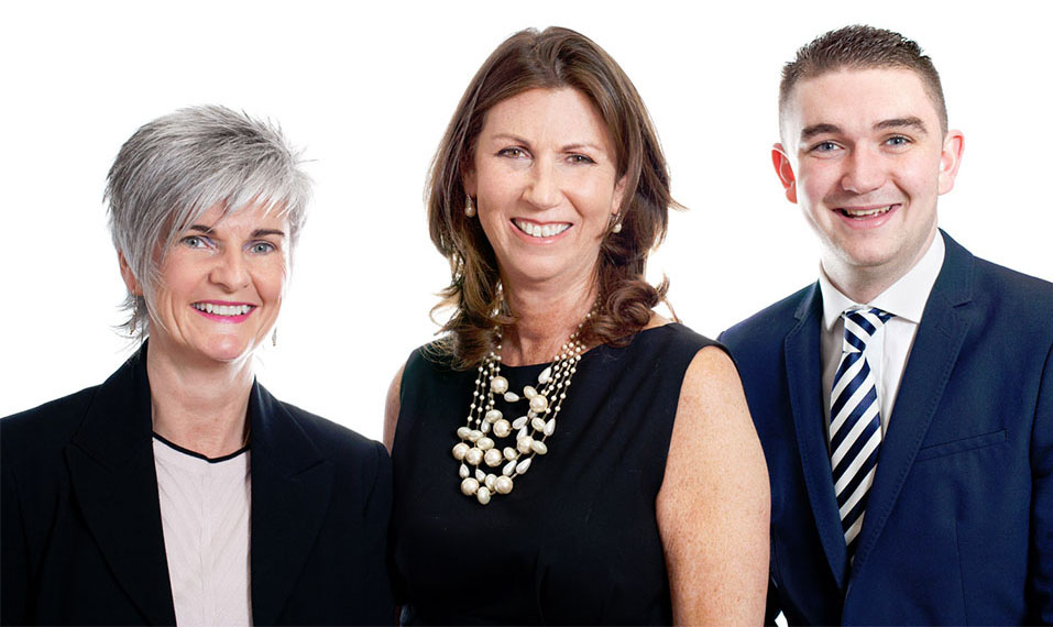 Hegarty property team